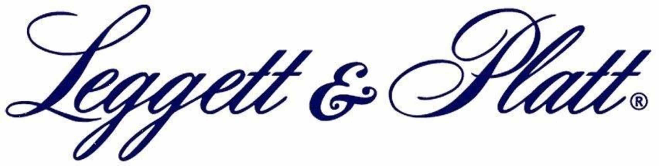 Leggett & Platt logo (PRNewsFoto/Leggett & Platt)